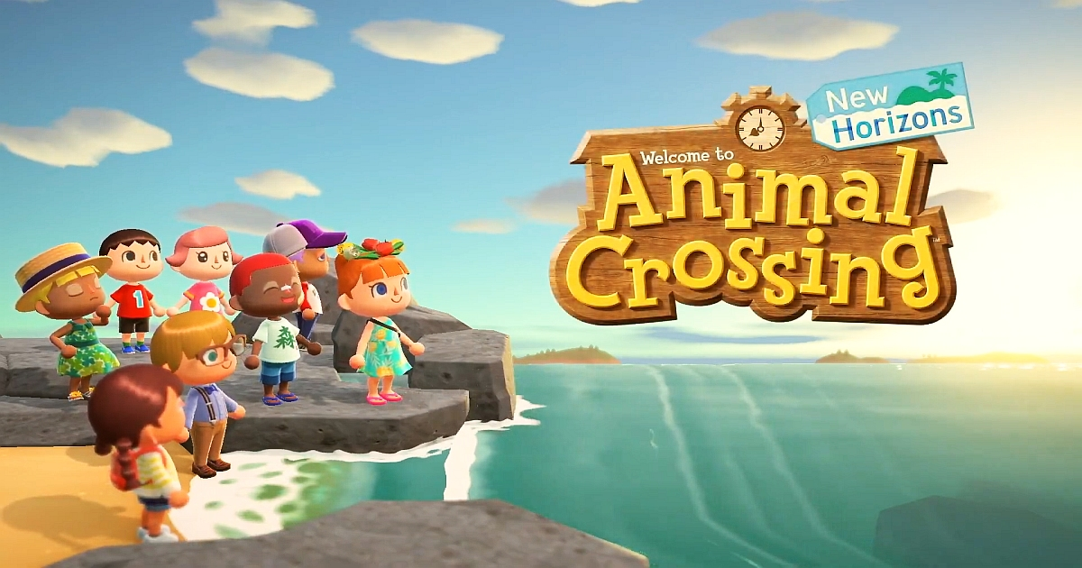 Download Animal Crossing New Horizons 1