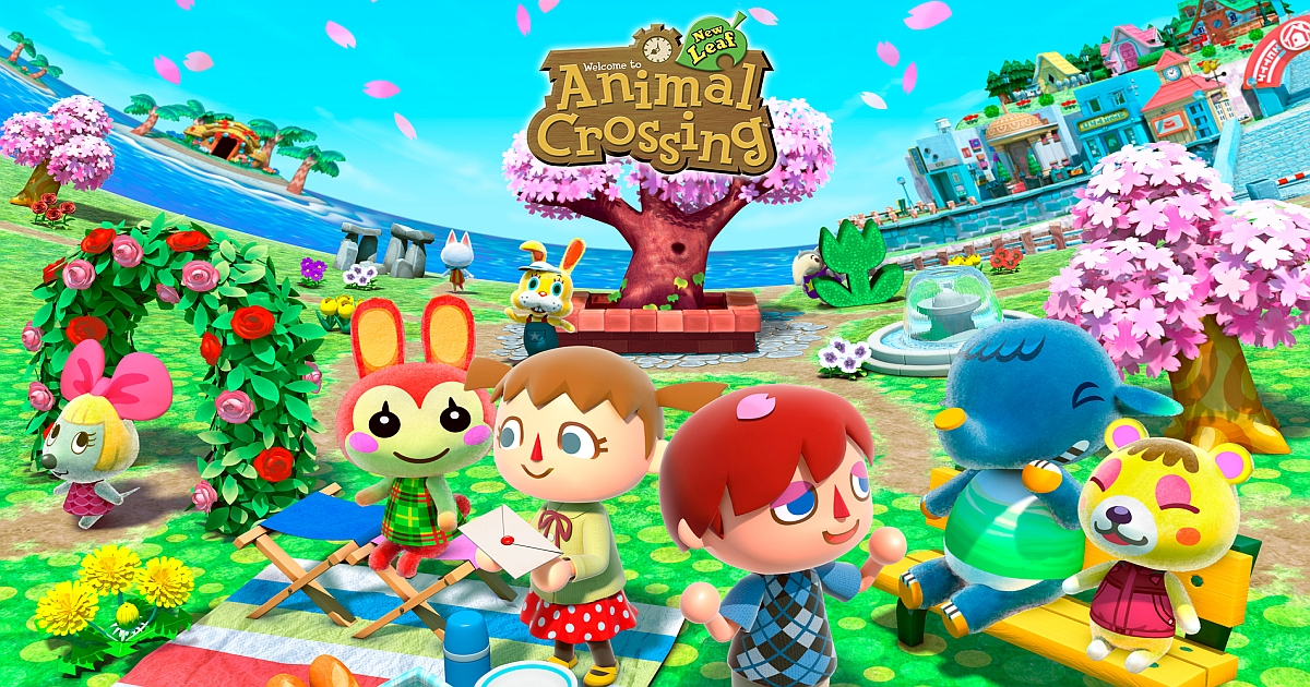 Download Animal Crossing 1