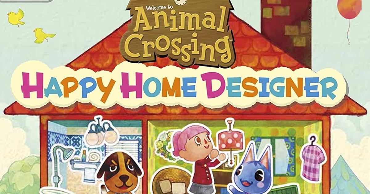 Download Animal Crossing Happy Home Designer 1