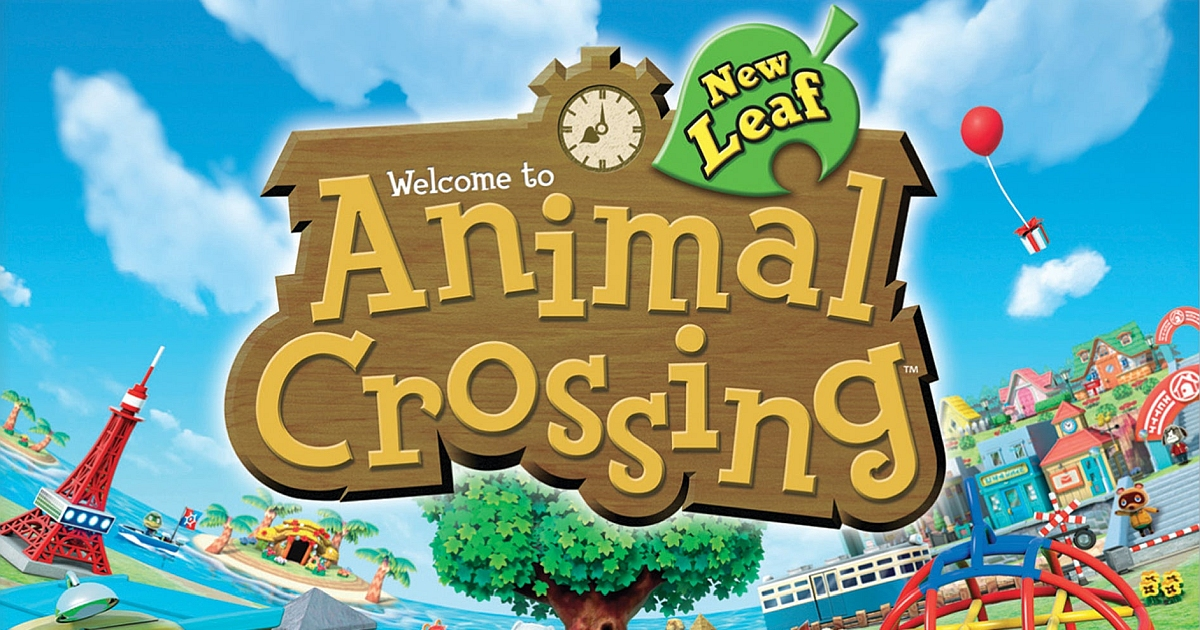 Download Animal Crossing New Leaf 1