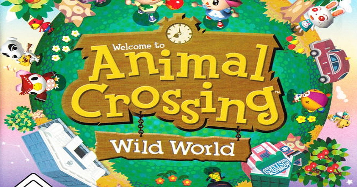 Download Animal Crossing Wild World 1
